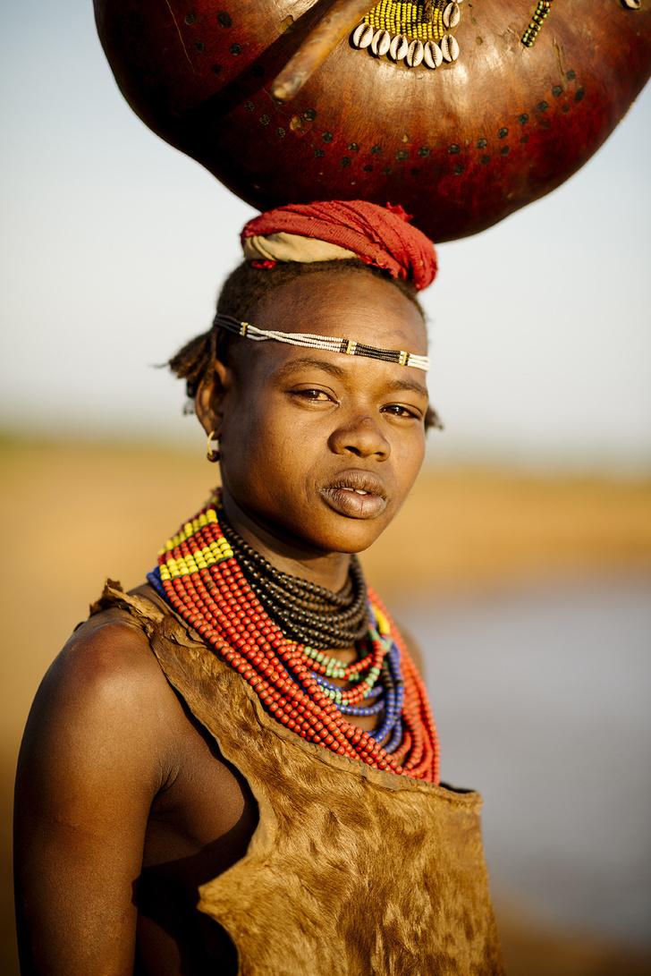 Фото №1 - Мисс мира: Эфиопия. Заплатить кровью
