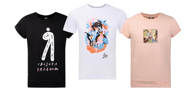 Фото №2 - Что купить: 9 футболок на лето в честь тотального потепления