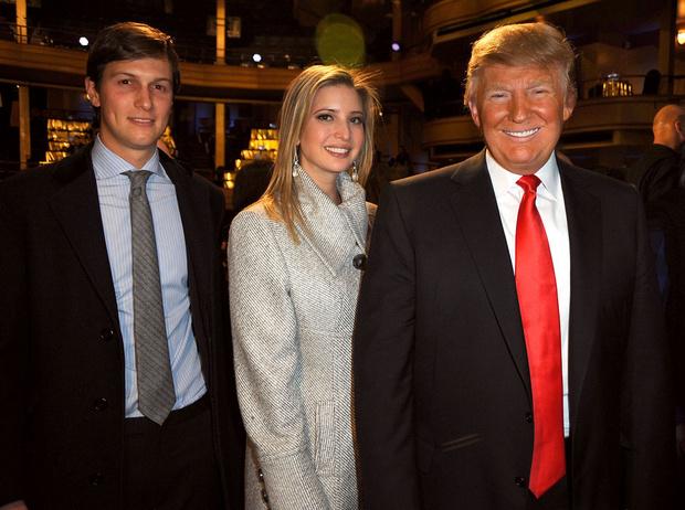 Фото №3 - Иванка Трамп и Джаред Кушнер: «практичное» счастье американской принцессы