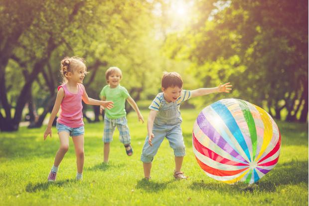 игры с детьми на улице