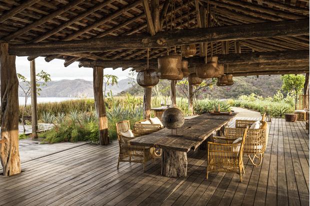 Фото №1 - Эко-отель с видом на Тихий океан в Коста-Рике