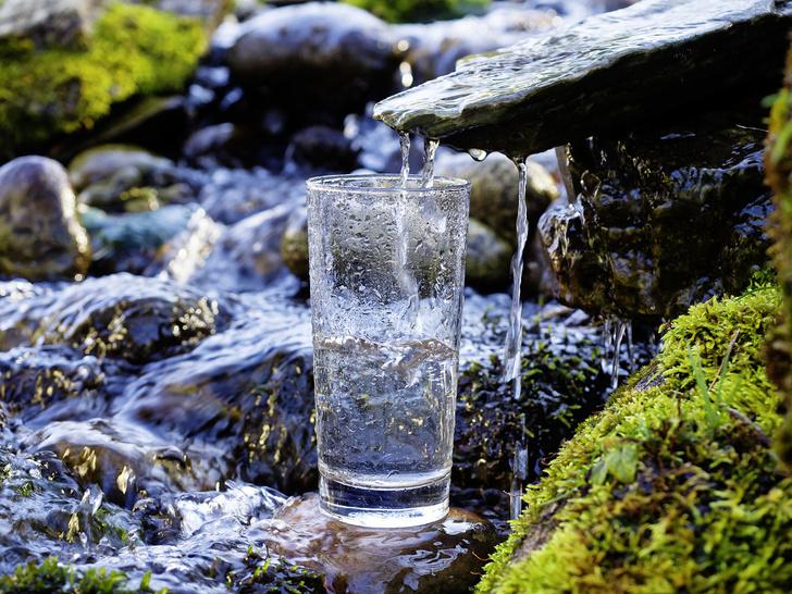 Фото №1 - Инфографика: водные процедуры