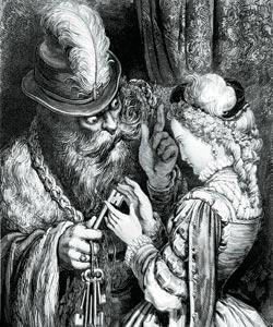 Фото №3 - Подлинная история Синей Бороды