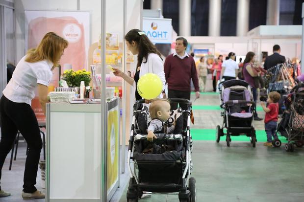 Фото №2 - В Сокольниках прошел фестиваль беременных и младенцев