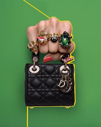 Фото №3 - Ваши любимые сумки Dior теперь доступны в микроразмере