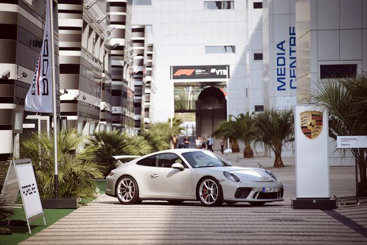 Фото №10 - Вирус Porsche: как прокатиться на всех моделях автомобильного бренда за один день