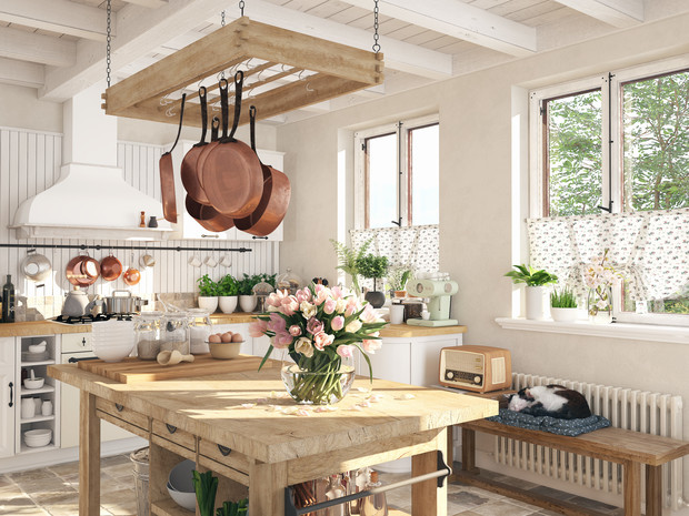 Фото №4 - Как интерьер кухни влияет на всю вашу жизнь