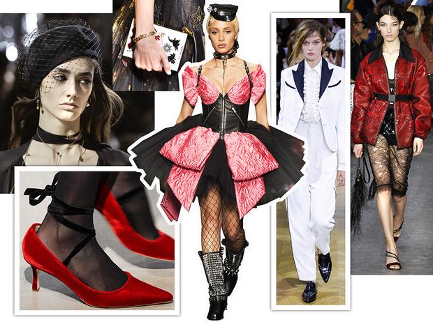 Фото №1 - 5 модных трендов этого сезона, которые заменят вам костюм на Хэллоуин