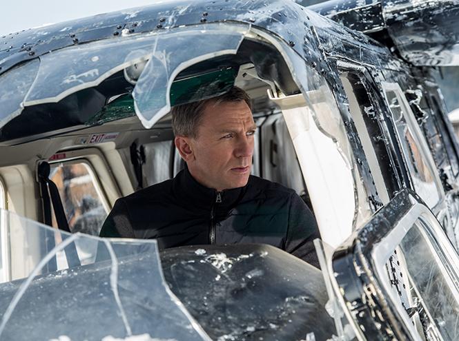 Новые кадры из фильма «007: СПЕКТР»