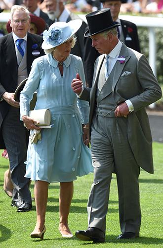 Фото №4 - Короли и шуты: гости Royal Ascot 2017, день 2
