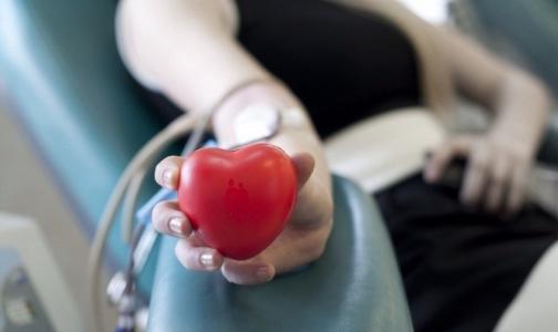 Фото №1 - В новогодние праздники в Петербурге будут работать пункты службы крови