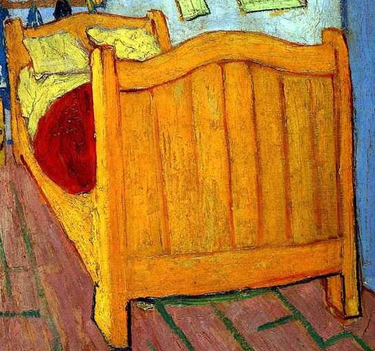 Фото №2 - Пустые кровати Ван Гога