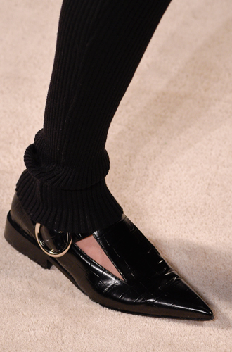 Фото №64 - Самая модная обувь сезона осень-зима 16/17, часть 2