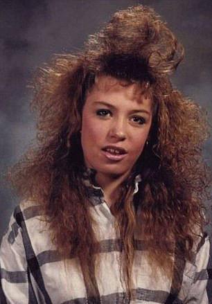 Фото №2 - Взрыв из прошлого: если в моду вернутся прически из 80-х…