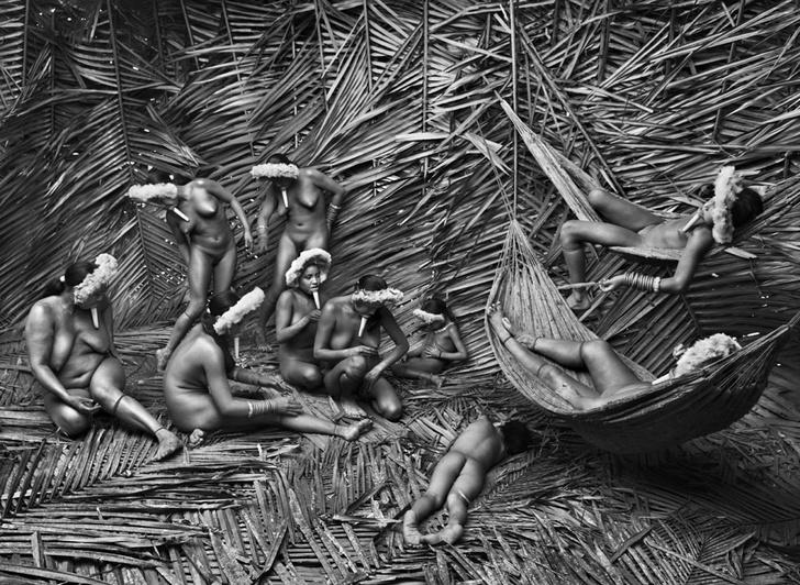 Фото №10 - Фотогалерея: Экспедиция вокруг Земли с Себастио Сальгадо