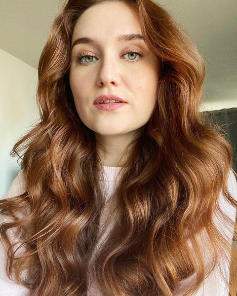Фото №3 - Медный цвет волос: идеи окрашивания