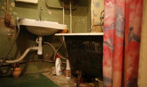 Фото №1 - Врачи: Прием ванны стал опасным занятием для пожилых петербурженок