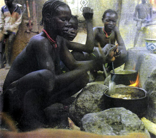 Фото №3 - Вид на жительство среди кау-ньяро