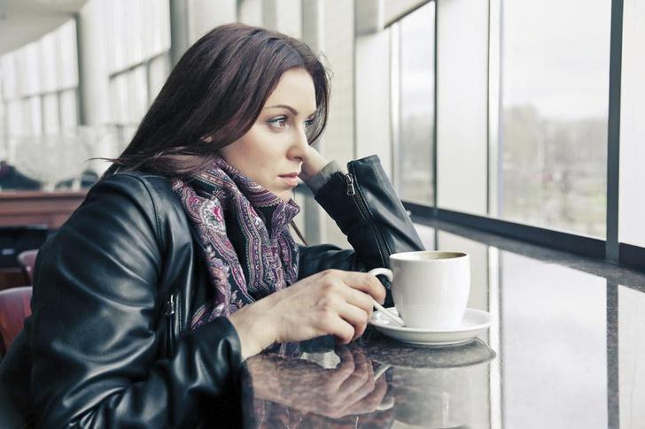 Фото №1 - Одиночество провоцирует раннюю смерть