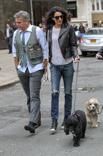 Фото №25 - Джордж и Амаль Клуни: история любви