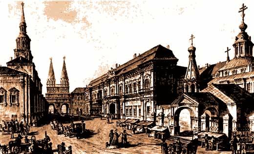 Фото №1 - Университет Москвы: именем святой Татианы