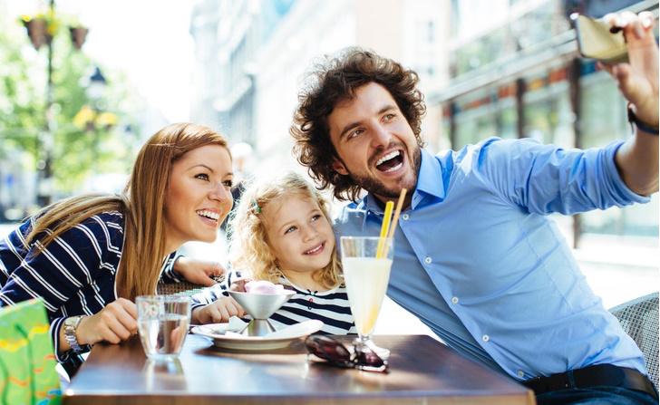 как отдохнуть всей семьей