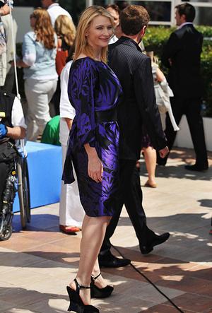 Фото №18 - Королева Канн: Кейт Бланшетт и ее модные образы за всю историю кинофестиваля