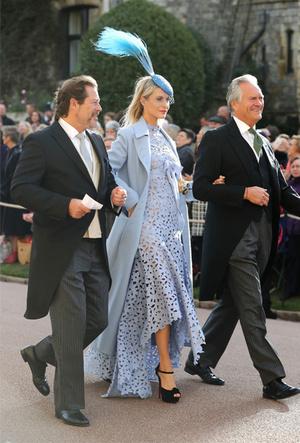 Фото №26 - Самые стильные гости на свадьбе принцессы Евгении и Джека Бруксбэнка