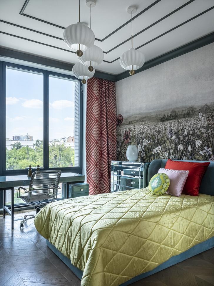 Фото №10 - Эклектичная квартира для большой семьи в центре Москвы