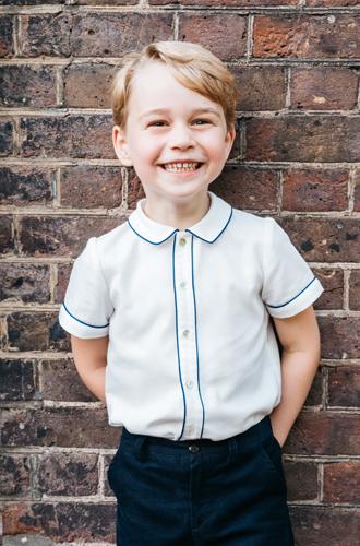 Фото №5 - Крутой Джордж: новое фото принца признано лучшим (и очень смешным)