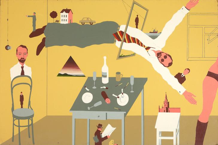 Фото №3 - Ненавсегда: образовательный проект Третьяковки к выставке об искусстве эпохи застоя