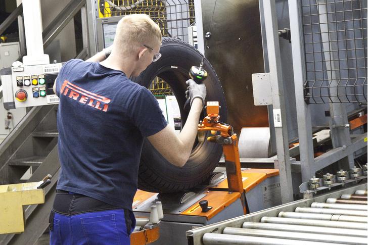 Фото №16 - Как это устроено: путешествие на завод по производству автомобильных шин