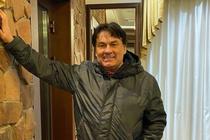 Александр Серов впервые стал дедушкой