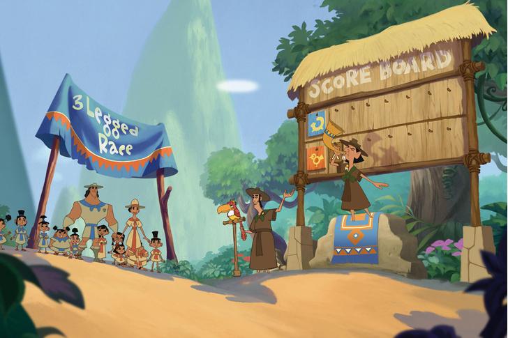 Фото №2 - 7 захватывающих путешествий по мотивам мультфильмов Disney
