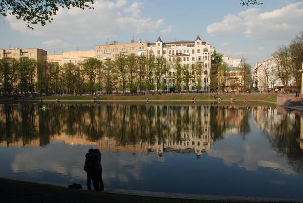 Фото №6 - Архитектурные прогулки: Патриаршие пруды