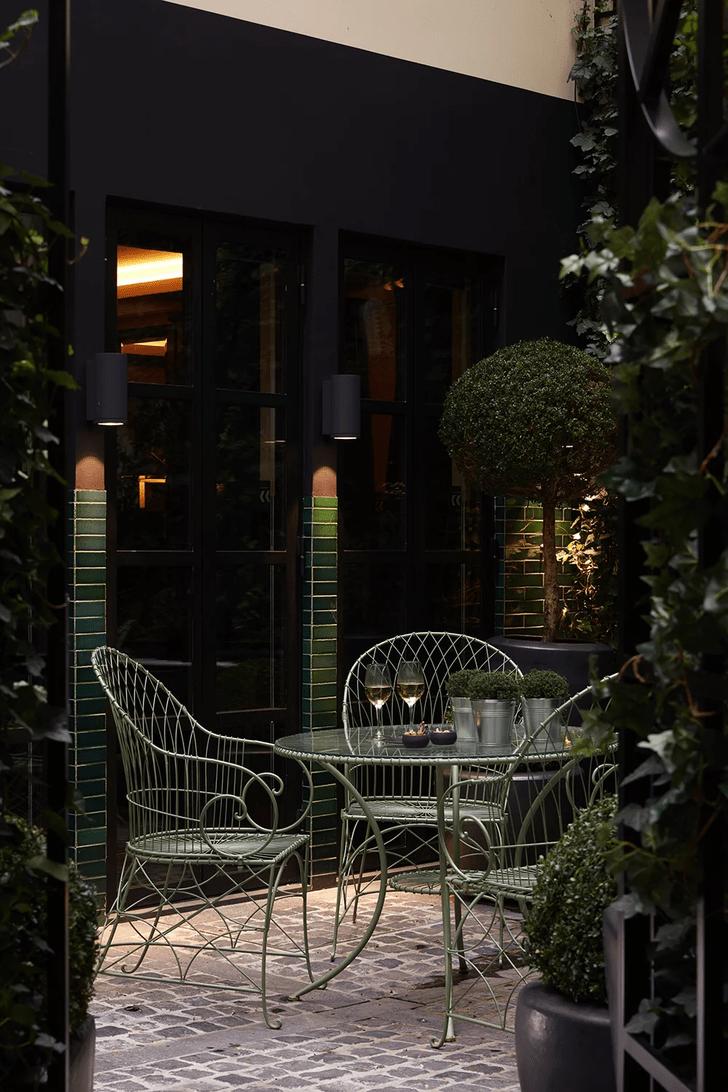 Фото №11 - Парижский отель с английским очарованием