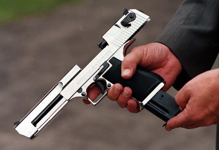 Фото №5 - 7 неожиданных фактов о пистолете Desert Eagle