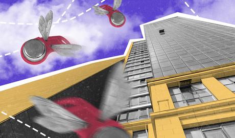 ЖК Prime House: премиальный дом с «зачипованными» дверями