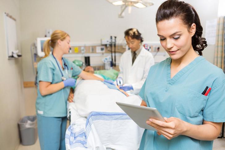 Фото №1 - В клиниках США и Великобритании начали использовать пластырь, дистанционно передающий медсестрам показатели состояния больного