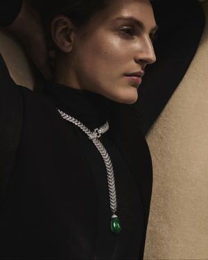 Фото №4 - Колье-трансформеры и серьги-подвески: как выглядит коллекция высокого ювелирного искусства Boucheron