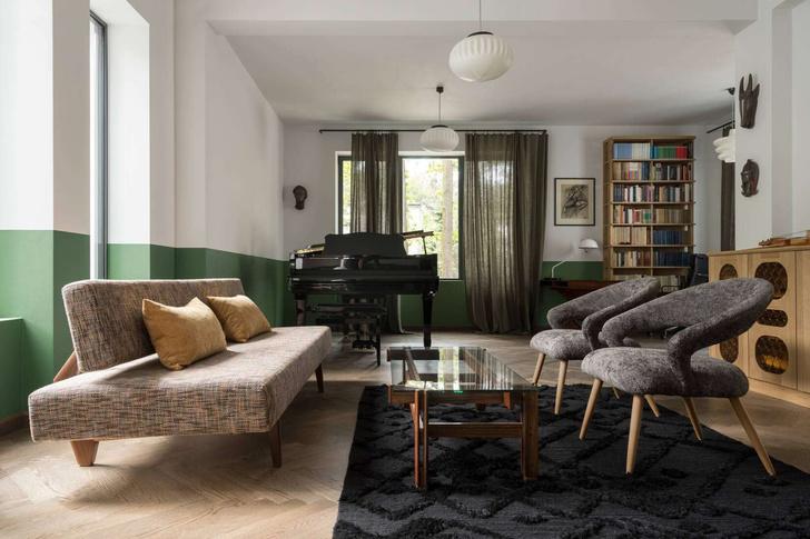 Фото №1 - Дом в стиле Баухаус в Польше