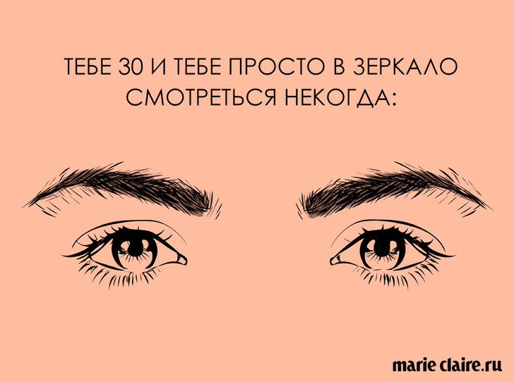 Фото №9 - Что ваши брови говорят о вас