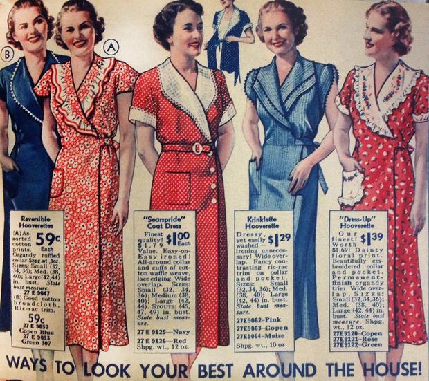 Фото №3 - Платье с запахом: прошлое и настоящее культовой, но спорной вещи