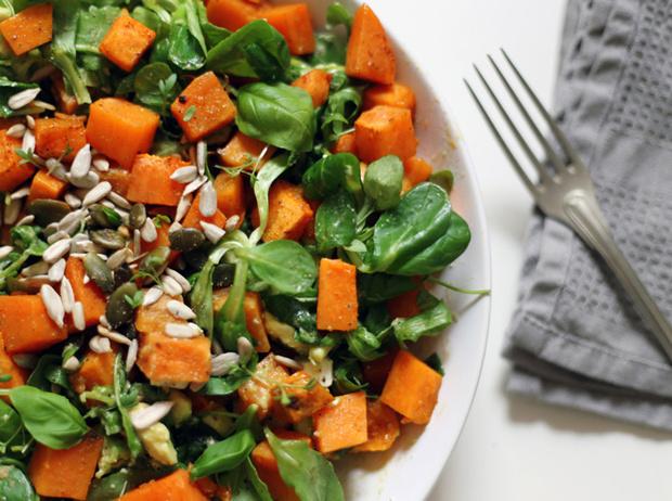 Фото №2 - 5 изумительно простых и вкусных салатов с рукколой
