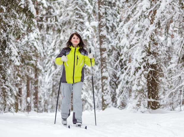 Фото №3 - Где этой зимой искать снег, если хочется покататься на лыжах (в России)