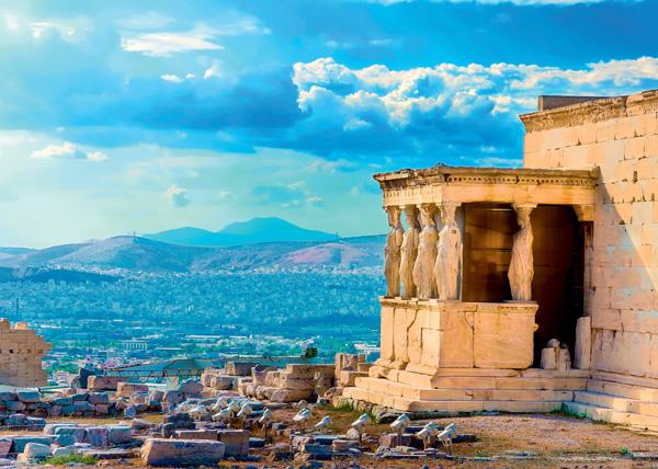 Фото №1 - Место дня. Афины (Греция)