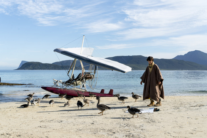 Фото №4 - Актуальная история путешествия современного Нильса с дикими гусями
