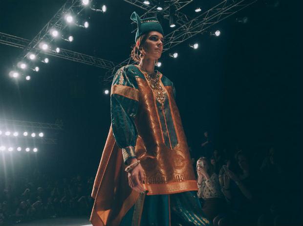 Фото №9 - Первый день Mercedes-Benz Fashion Week Russia