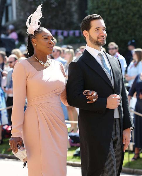 Фото №5 - Свадьба Меган Маркл и принца Гарри: как это было