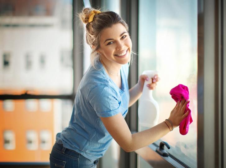 Фото №1 - Как правильно убираться дома: 6 лайфхаков для идеального порядка
